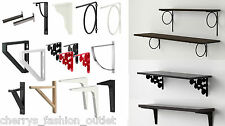 IKEA EKBY WALL SHELF BRACKETS LARGE COLLECTION!! ♥ VALTER LERBERG TORE STODIS