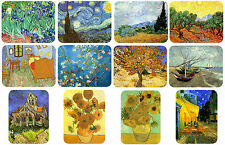 Vincent van Gogh Computer Optical Mouse Pads Mousepads Mats - You Choose Picture