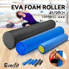 Foam Roller EVA EPE Physio AB Yoga Pilates Exercise Back Home Gym Massage