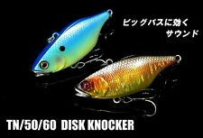 JACKALL TN 50 / 60 DISK KNOCKER