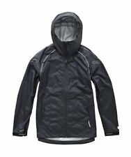 Alpinestars Mens GS Qualifier Waterproof Hooded Rain Jacket with Reflective Trim