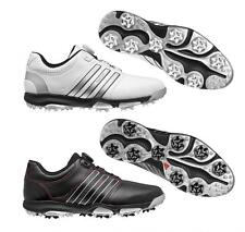Adidas Tour 360 X BOA Spiked Golf Shoes - 2 Color Options - Q47059 or Q47062