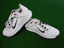NEW MENS NIKE TW 2013 TIGER WOODS 2013 GOLF SHOES WHITE TW2013 GOLF SHOES