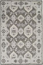 Surya Pazar Charcoal/Light Gray Area Rug