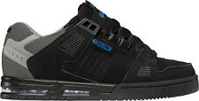 GLOBE Skateboard Shoes SABRE BLACK/CHARCOAL/BLUE