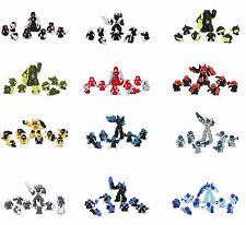 Atomicron Army Battle 7 Figure Pack - Matter vs Antimatter NEW 2015