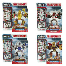 TRANSFORMERS KREO MICRO CHANGERS COMBINERS ACTION FIGURE TOY