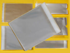 Clear Cello Picture Photo Mount Bags - Cellophane Display Bags for ISO Artworks