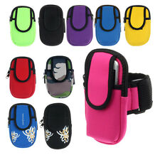 Outdoor Sports Running Wrist Pouch Mobile Cell Phone Arm Bag Wallet Convenient