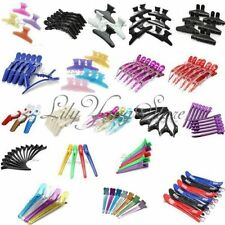 Mixed Hairdressing Crocodile Butterfly Hair Claw Salon Section Clamps Clips
