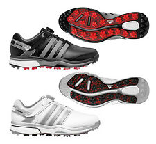 Adidas Adipower Boost Boa Golf Shoes - White or Black - New Golf Shoes - 2015