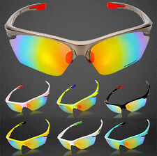 2015 New Lightweight Polarized Cycling Sunglasses Glasses Goggles 5 Lens UV400