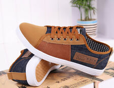 Hot Mens Fashion Casual lace up platform sneakers Sport Running Shoes FMS-22