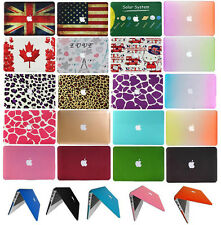 Rubberized Plastic Hard Case Cover For 2012 MD102LL/A Macbook Pro 13 A1278