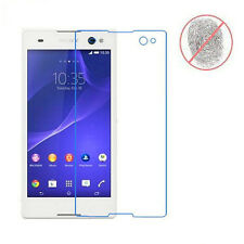 Lot Anti-Glare Matte Front LCD Screen Protector Film Guard For Sony Xperia C3