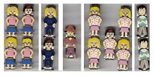 1 Super Mom, Red Hat or Misc Italian Charm Chicks Doll 9MM Stainless Steel