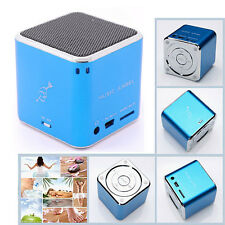New Music Angel SD/TF card Portable USB Mini Digital Speaker Player MP3 MP4