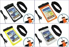 Waterproof Case Armband Arm Band Pouch Water Resist Proof Cover Skin w/h Strap A