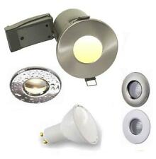 10 X LED BATHROOM DOWNLIGHT FIRE RATED IP65 SHOWER RECESSED SPOTLIGHT ZONE 1