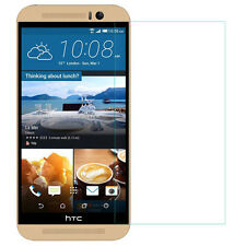 New Tempered Glass/Clear/Matte/Mirror Screen Protector Film Guard For HTC One M9