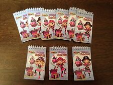 Childrens Character Note pad jotter Birthday Party Loot Bag Fillers Pink Pirate