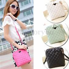 Women Celebrity Leather Handbag Shoulder Messenger Bag Cross Body Tote Satchel