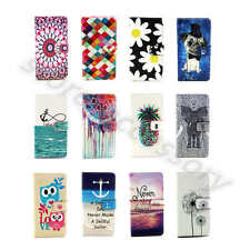 New Top Selling Pretty Stand Leather Card Wallet Case Cover For Multi Phones #C3