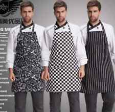 NEW Cafe Commercial Restaurant Chef Kitchen Aprons Convenient mens Womens