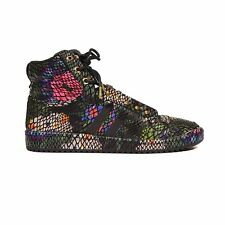 Adidas Top Ten Hi Floral Snakeskin (Supcol/Black) Men's Shoes S84907