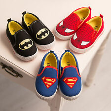 New Baby Boys Infant Crib Shoes Soft Sole Slip-on baby kids Canvas shoes cool