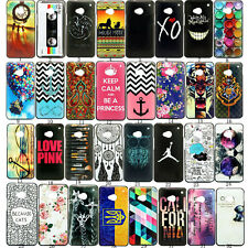 New Design Pattern Hard PC Back Case Cover For HTC Nokia Various Models