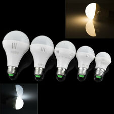Energy Saving LED Bulb Light Lamp 3W 5W 7W 9W 12W White AC 110V 220V E27