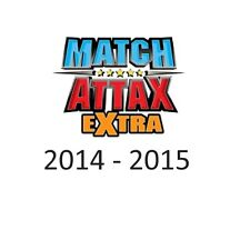 MATCH ATTAX EXTRA CARDS 2014 2015 MANAGER / NEW SIGNING / CAPTAIN / DUO 14/15