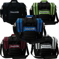 Bowling bag Brunswick Flash Single for 1 Bowling Ball and Bowling Shoes
