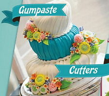 Gumpaste Cutters and Veiner Sets for Sugarcrafts By Icing Petals