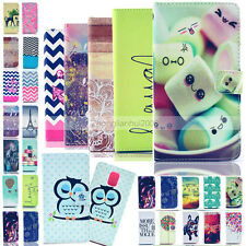 For HTC One M9 /D500 Case Luxury Painted Magnetic Money Wallet PU Leather Cover