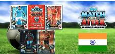 Match Attax 2012-2013 12/13 INDIAN VARIATION Base cards: Arsenal - Fulham