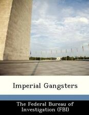 NEW Imperial Gangsters by Paperback Book (English) Free Shipping