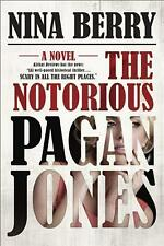 NEW The Notorious Pagan Jones by Nina Berry Hardcover Book (English) Free Shippi