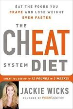 NEW Cheat System Diet by Jackie Wills Paperback Book (English) Free Shipping