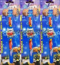 Lot Toy Story 3 Car Wristwatch Watches Children Cartoon watch Party Gifts H13