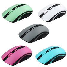 2015 New 2.4GHz Wireless Optical 4D Gaming Mouse Buttons Mice Receiver For PC