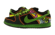 "Men Nike SB Dunk Low Premium ""De La Soul"" Safari/Baroque Brown-Green 789841-332"