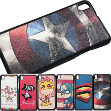 Hero Legend Captain America Superman TPU Case cover skin For HTC Desire 816 D816