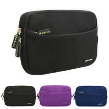 Neoprene Water-Resistant Sleeve Case Pouch Carrying Cover For 7-inch Tablet PC