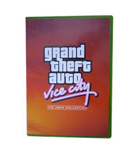 Grand Theft Auto Vice City (Microsoft Xbox, 2002)