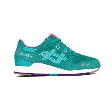 """Asics Gel Lyte iii 3 """"All Weather"""" (Tropical Green/Pink) Men's Shoes H511L.7878"""