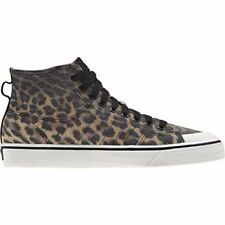 adidas Originals Nizza Hi 78 Mens Trainers Shoes Retro Animal Leopard Print RARE