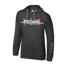 Wrestlemania 31 Logo WWE Authentic Mens Pullover Hoody Sweatshirt