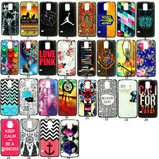 Hot Patterned Fundas Carcasa Cover Case Protejer For Samsung S6 S5 Note 4